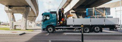 根據自身需求從廣泛的選擇中規劃出合適的車軸架構、軸距和底盤高度,打造專屬 Volvo FM 貨車。
