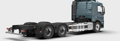 Specification options makes the Volvo FM bodybuilding easy.