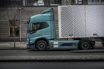 Volvo trucs voegt unieke geluiden toe aan zijn elektrische trucks voor meer veiligheid