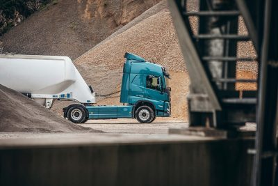 Volvo FM – flexibilita