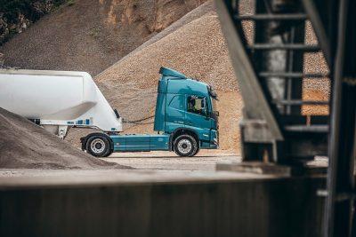 Flexibilidade do Volvo FM