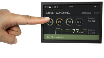 Volvo FM fácil de usar