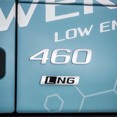LNG har en enorm potential som alternativ till diesel i lastbilar.