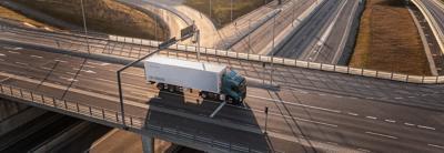 Un Volvo FM con un impatto ambientale ridotto del 20%.
