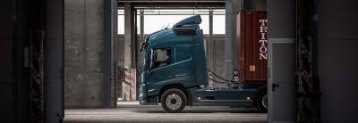 Подготовьте силовую передачу для Volvo FM и условий его эксплуатации.