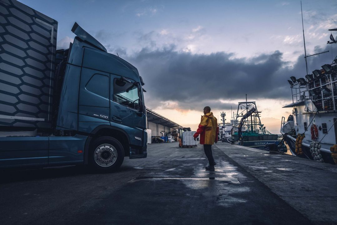The Volvo FM sets a new standard for cabs