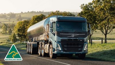 Volvo FM – Your mobile office.