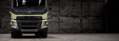 התאימו את Volvo FMX לסוגי המשימות והאתגרים שלכם.
