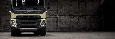 ปรับแต่ง Volvo FMX สำหรับการใช้งานและความท้าทายของคุณ
