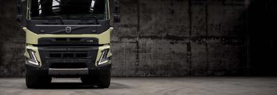 依據您的駕駛習慣和所面對的挑戰量身打造 Volvo FMX。