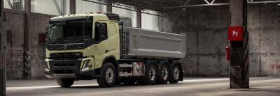 Räätälöi voimansiirto Volvo FMX:ää ja toimintaasi varten.