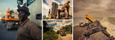 What do people say about the Volvo FMX?