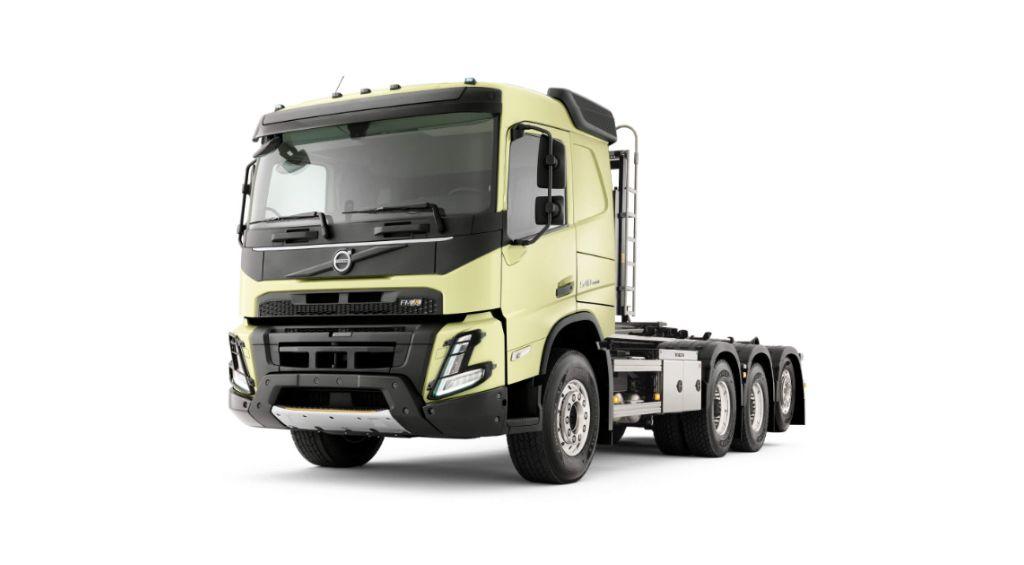 Tien jaar innovaties en maatwerk van de Volvo FMX