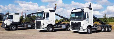 Volvo Pro Hook - Volvo Trucks Suomi