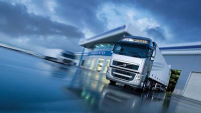 Качество грузовиков Volvo на долгое время