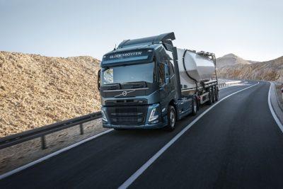 """Der Servicevertrag """"Silber"""" garantiert, dass Ihr Lkw immer in Bestzustand ist"""
