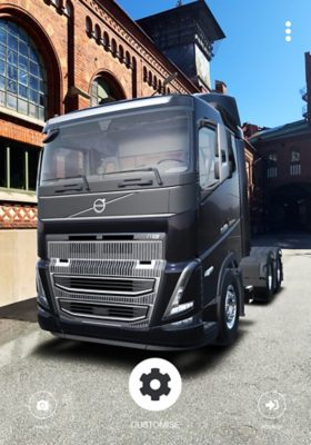 Volvo Truck Builder Volvo FH16