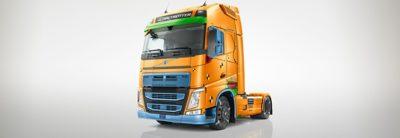 Volvo Trucks globalt førende inden for sikkerhed