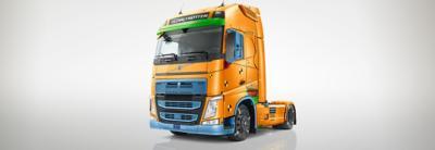 Volvo Lastvagnar – världsledande på säkerhet