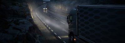 The adaptive high beam optimises your view regardless of traffic.