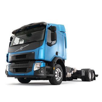 Volvo trucks buying FE