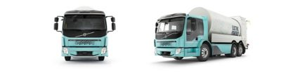 Volvo FE Electric. For urban transports