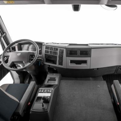 Volvo FE – 2 Sitze und Beifahrerkomfort