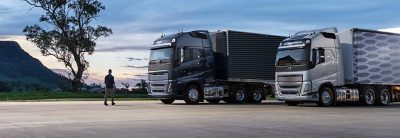 Explore the innovative features that make your Volvo truck fit for your challenges.