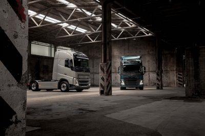 Features van Volvo-trucks