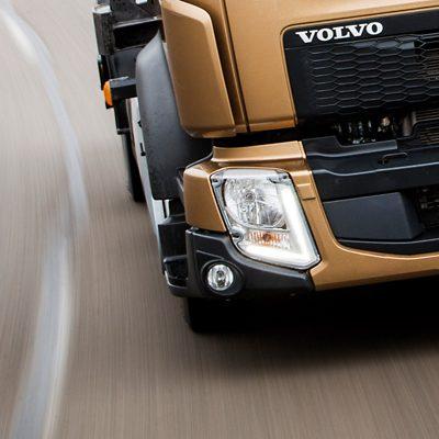 Volvo FL 車道維持支援