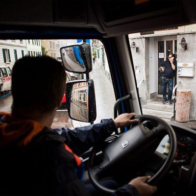 Volvo FL 安全駕駛