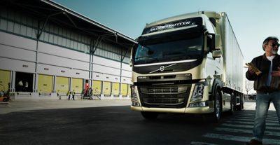 Segurança do camião onde quer que esteja