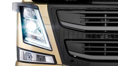 Volvo FM lighting