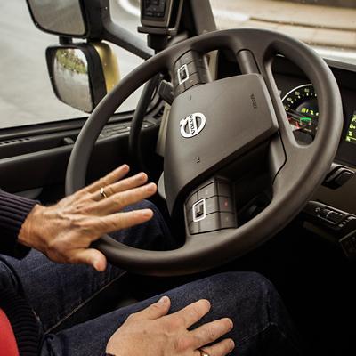 Volvo FM 智慧型動態轉向系統