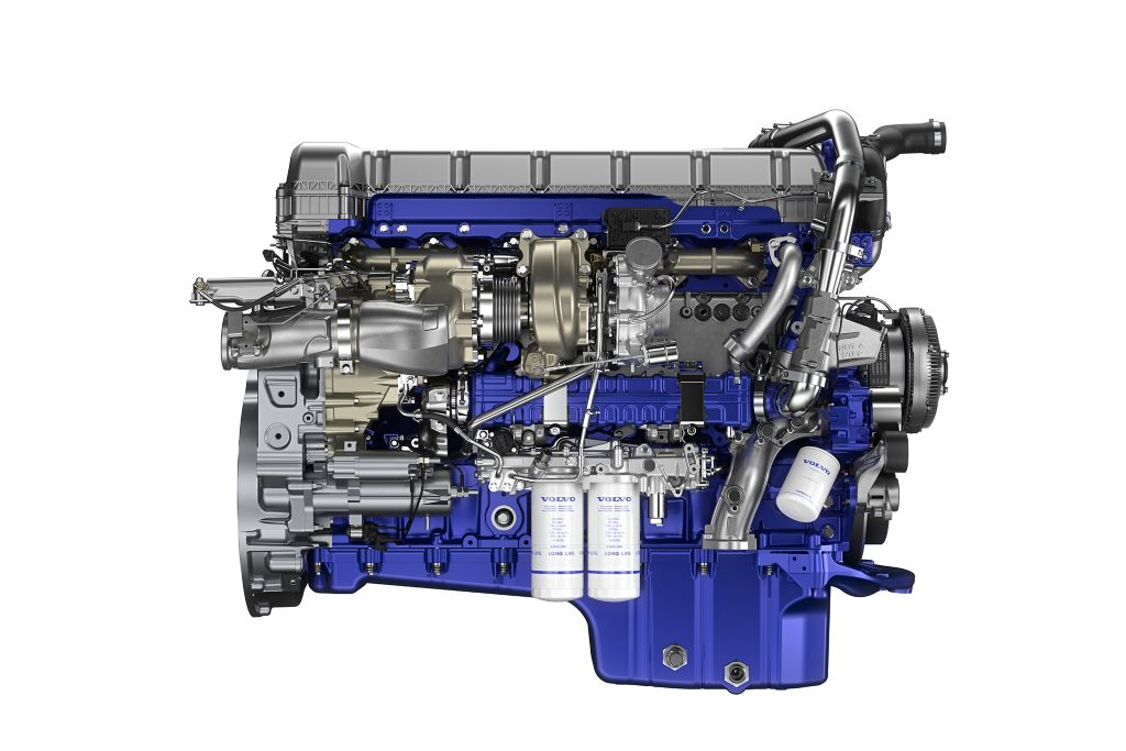 With Continued North American Success, Volvo Trucks' D13 Turbo Compound Engine Now Standard on All VNL Models