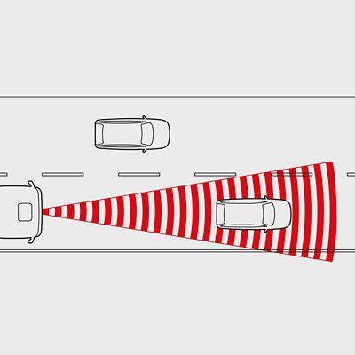 Tempomat adaptacyjny Volvo Trucks