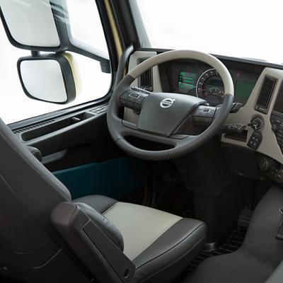 Volvo Trucks továbbfejlesztett légzsák