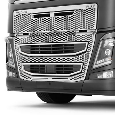 Volvo Trucks 車頭防捲入裝置