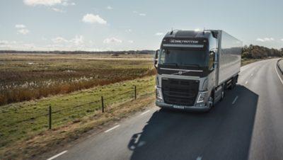 Отдел продаж новых грузовиков Volvo