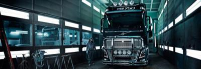 Onze Volvo Trucks diensten