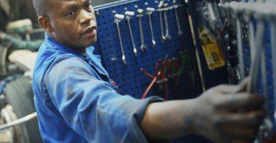 Técnicos qualificados e serviços certos significam maior tempo de operação
