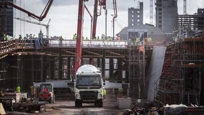 בנייה ותשתית