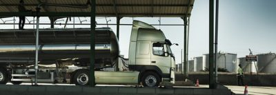 Soluciones Volvo Trucks para el transporte de contenedores
