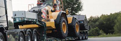 Soluciones de Volvo Trucks para transporte de cargas indivisibles