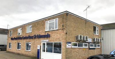 Our Bury St. Edmunds Dealerpoint
