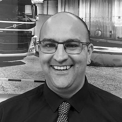 Gary Parmar - Workshop Controller