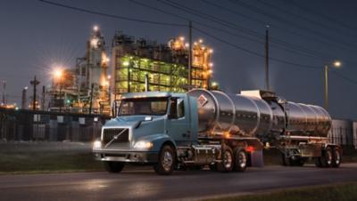 Volvo trucks global VNM applications