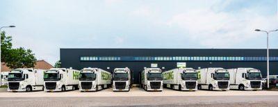 Hessing Supervers over de Volvo FH I-Save