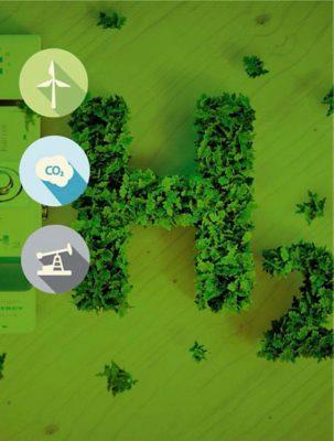 Elektrisch transport op zonne-en windenergie